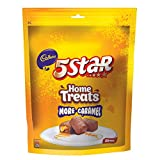 #5: Cadbury 5 Star Chocolate Home Pack, 200g (20 Units)