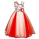 SABA GARMENTS Girl's Party Wear dress (S...