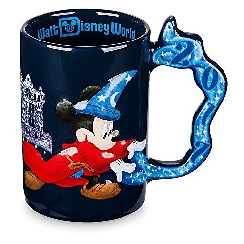Disney Sorcerer Mickey Mouse Jumbo Tasse-Walt Disney World 2017 -