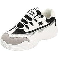 Zapatillas para Mujer,Deporte Running Zapatos para Correr,Gimnasio Sneakers Deportivas Transpirables Casual,Zapatillas de Deporte de Señora