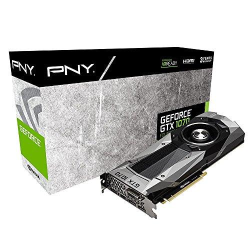 Preisvergleich Produktbild PNY GeForce GTX 1070 Founders Edition GF1070GTX8GRPB