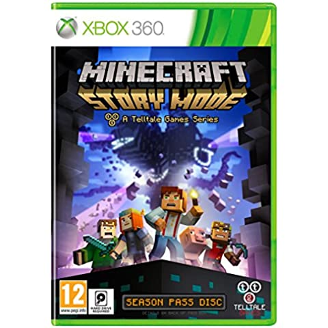 Minecraft: Story Mode - A Telltale Game Series - Season Disc [Importación Inglesa]