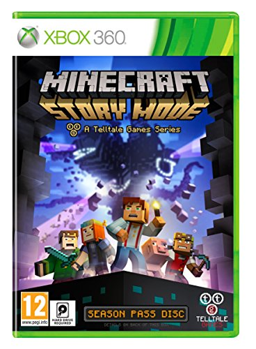 Compare Minecraft: Story Mode - A Telltale Game Series - Season Disc (Xbox 360) prices
