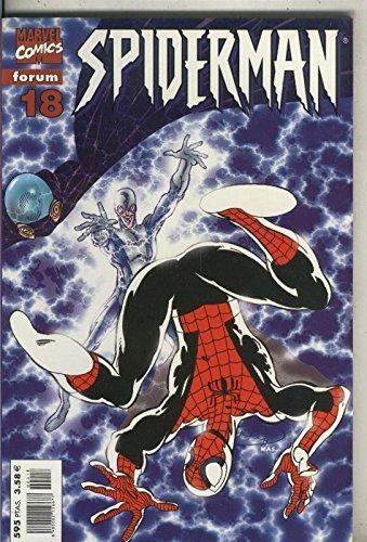 Spiderman tercera serie, prestigio lomo rojo numero 18