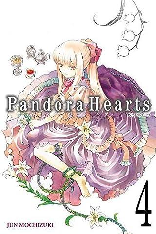 Pandora Hearts: Vol 4 by Jun Mochizuki (2011-01-25)