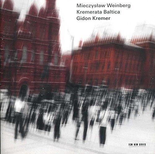 Mieczyslaw Weinberg: Sonatas, Concertino, Trio, Symphony 10 by Gidon Kremer (2014-08-03)