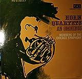 Members Of The Chicago Symphony – Horn Quartets