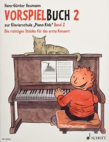 Vorspielbuch 2: zur Klavierschule