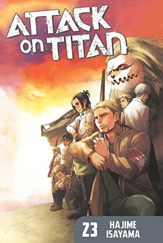 The blockbuster manga edges closer to its thrilling conclusions. The mysteries of the Titans are being revealed; who will escape death at the hands of giants and human beings?