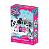 The Orb Factory ORB Factory PAWSOME Pals Peluche Craft Tela Fun Kit, multicolor, 25,4 x 17,78 x 7,62 cm