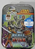 Topps Star Wars Rebel Attax Serie 1 - Mini Tin Deutsch