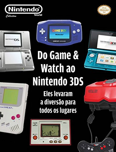 Nintendo World Collection 11 - Portáteis (Portuguese Edition)