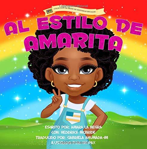 Al Estilo De Amarita par Amara La Negra