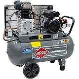 Airpress® Druckluft- Kompressor HL 310-50 (1,5 kW, max. 10 bar, 50 Liter Kessel) Stromanschluss 230 V