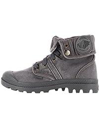 Palladium - Zapatillas para mujer gris gris