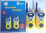 Best Walkie Talkies For Kids - Kaarq Yellow Walkie Talkie For Kids Review