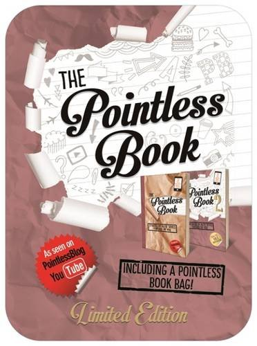 The Pointless Book Tin por Alfie Deyes