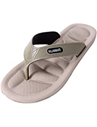 Sommer Schuhe innen & Outdoor-Flip Flops 100% Natur-Kautschuk Pantoffeln WILLIAM&KATE