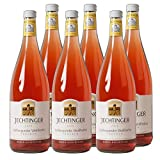 Jechtinger Spätburgunder - Weißherbst Baden Rosé Liter 2017 halbtrocken (6x 1 l)