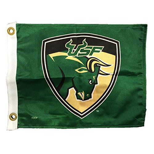 NCAA South Florida Bulls Boat/Golf Cart Flag for sale  Delivered anywhere in UK
