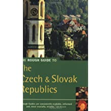 The Rough Guide to The Czech  &  Slovak Republics 7 (Rough Guide Travel Guides)