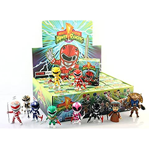 The Loyal Subjects Power Rangers Mighty Morphin Wave 1 Blind Box Action Figure by The Loyal Subjects