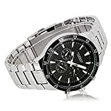 Curren Herren Armbanduhr/Sport-Armbanduhr, Armband aus Edelstahl, wasserdicht, luxuriöses Fashion-Accessoire, Business-/Casual-Look