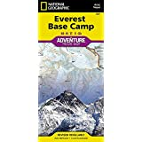 Everest Base Camp adv. ng r/v (r) Nepal (Adventure Map (Numbered))