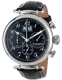 Akribos AK628BK - Reloj para hombres
