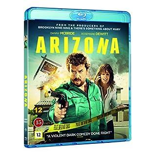 Arizona Blu Ray [Nordic Import]