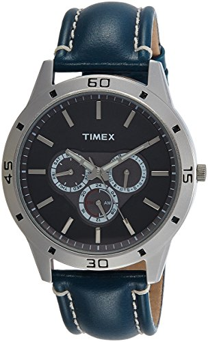 Timex Analog Black Dial Men's Watch - TW000U912