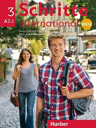 Schritte Int Neu Kurs/arbeitsbuchcon CD 3 Schritte Int. Neu 3, Kurs/arbeitsbuchcon CD