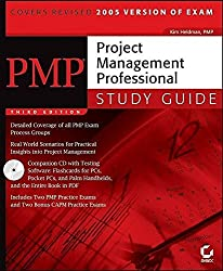 PMP: Project Management Professional Study Guide, 3rd Edition by Kim Heldman (2005-09-23)