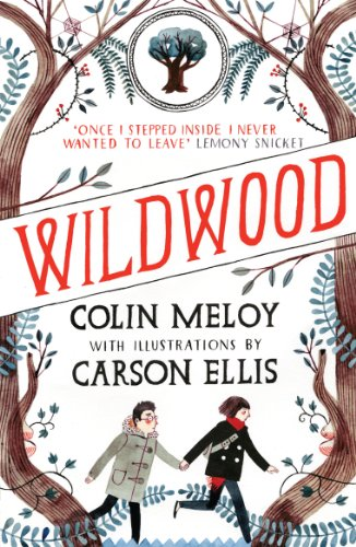 Buchseite und Rezensionen zu 'Wildwood: The Wildwood Chronicles, Book I (Wildwood Trilogy)' von Colin Meloy