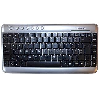 A4Tech Mini X-Slim Keyboard KL-5UP - Keyboard - USB