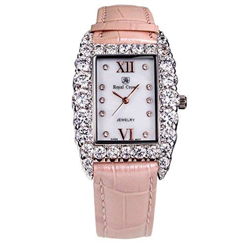 royal-crown-womens-rhinestone-watch-rectangle-dial-6111l-pink-leather-strap-wristwatch