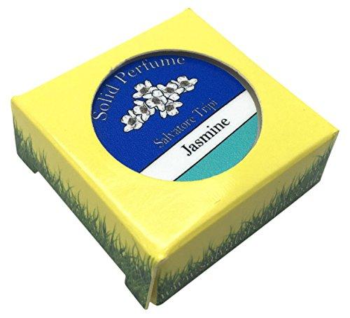 salvatoretripi jazmín Natural sólido Perfume 10G italiano receta