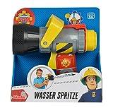 Simba 109250748 - Feuerwehrmann Sam Wasserpistole 100ml Test