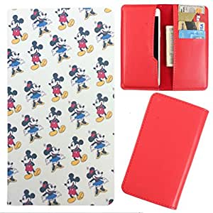 DooDa - For Sony Xperia SP PU Leather Designer Fashionable Fancy Case Cover Pouch With Card & Cash Slots & Smooth Inner Velvet