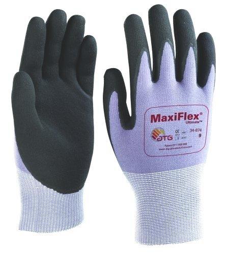 10-paires-de-maxiflex-ultimate-gants-de-travail-enduits-nitrile-taillel
