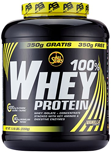 All Stars 100% Whey Protein, Vanilla