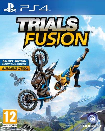 Trials Fusion (PS4) [Edizione: Regno Unito]