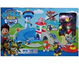 #5: IndusBay Paw Patrol - Launch N Roll Lookout Tower - Catapult Coaster Track Set