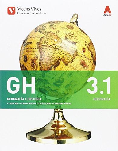 GH 3 (3132) (GEOGRAFIA GENERAL 7 TEMAS) AULA 3D: 0000029788468202877