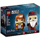 LEGOBrickHeadz Ron Weasley & Albus Dumbledore Bauset 41621 (180Teile)