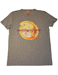 BOSS Orange T-SHIRT TEOS 2 FARBE GRAU 030 GR:XL