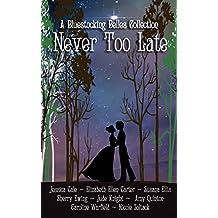 Never Too Late (English Edition)