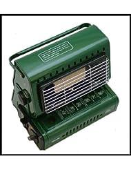 Topflame - Calentador Portátil de Gas Butano + 4 Recargas