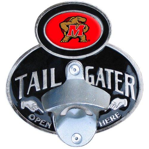 NCAA Maryland Sumpfschildkröten Klasse III Tailgater Hitch Cover, schwarz -