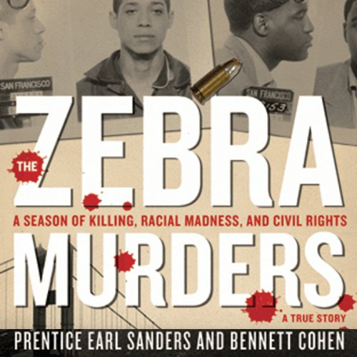 The Zebra Murders  Audiolibri